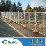Rete fissa saldata provvisoria della rete metallica per lo stadio/cortile/giardino