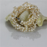 Snh 5-6mm 덩어리 모양 민물 진주 보석 고정되는 도매