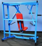 Prensa comercial del pecho de la gimnasia de la fuerza del martillo del equipo de la gimnasia