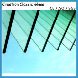 10mm ausgeglichenes Glas für Glasglas des gebäude-Glas-/Tür