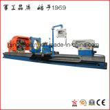 Grande tornio orizzontale professionale di CNC per il cilindro di giro del laminatoio di zucchero (CG61160)