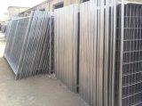 Melbourne длина 2100mm x 3500mm добавочная гальванизировал 42 микроны временно места ограждая панели, загородку Temp для ярда конструкции