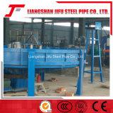 Machine soudée de pipe pour le diamètre de 40 à de 152mm