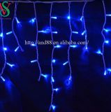 Chirstmas DecorationのためのLED Icicle Light String Fairy Light