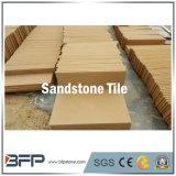 壁のタイルのための安く自然な砂岩平板