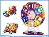 72PCS com enigma magnético das rodas brinca brinquedos educacionais da sabedoria DIY para crianças