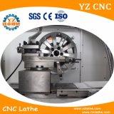 차 합금 바퀴 수선 다이아몬드 절단기를 위한 Wrc28 CNC 도는 선반