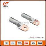 Handvaten van de Kabel van de Schakelaar van het Aluminium van het Koper van Dlt de Bimetaal Eind