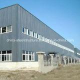 Atelier de structure métallique de qualité d'ensemble complet