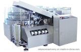 Xarope/linha de produção de enchimento líquida oral de lavagem de frasco, de máquina tapando e tampando do enchimento