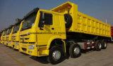 Sinotruk 8*4 덤프 트럭 30 톤 팁 주는 사람 12 바퀴