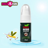 Camping Care Mosquito Away Herbal Gentle Skin Protection Pulverizador Natural de Mosquito Repelente