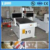 Máquina de estaca de madeira automática do CNC Ww0615 com bom preço