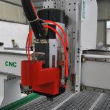 Centro de mecanizado CNC, tipo lineal Atc CNC Router Center