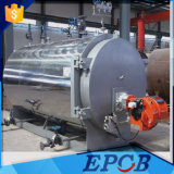 Wns Fire Tube, 3pass Combustion, Burner를 가진 Natural Gas Diesel Boiler