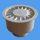 Drenagem do PVC do encaixe de tubulação de Dwv que reduz o acoplamento