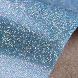 коренастая кожа ткани яркия блеска 3D для сумок, ботинок, обоев, Artware