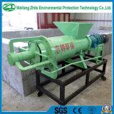Bouse de vache de solide-liquide/machine de asséchage de séparateur engrais de poulet/boue de biogaz