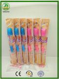 OPP Beutel, der transparente Griff-Erwachsen-Zahnbürste packt
