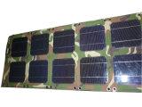 painel 120W solar flexível para acampar com caravana