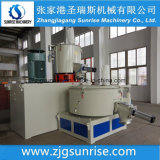 Misturador de plástico / misturador de alta velocidade para PVC PE PP Mixing