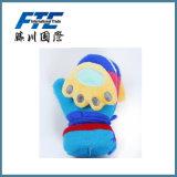 Изготовленный на заказ популярная стильная сладостная перчатка зимы с Anti-Slip пунктом