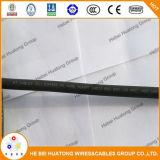 Тип кабеля PV1-F солнечного света упорный солнечный