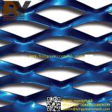 Folha de metal expandida revestida PVC