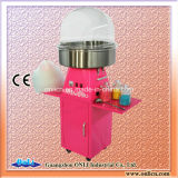 2016 Sale chaud Professional Electric Automatic Flower Candy Floss Maker Cotton Candy Machine avec Cart Price