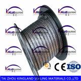 (KLP223) Emballage graphite renforcé avec du fil