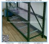 倉庫保管システムのための頑丈な金網パレットラッキング