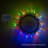 2016 luces decorativas accionadas solares del festival al aire libre de la libélula