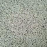 층계를 위한 중국 G603 참깨 백색 화강암, 채석장과 구획을 소유하기 위하여
