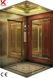 随行人のないホテルのエレベーター