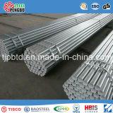 高い亜鉛コーティングが付いている電流を通された鋼管