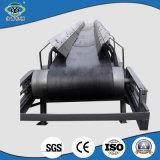 El arreglo para requisitos particulares valida el transportador de correa flexible de caucho del acero de carbón