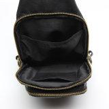 Mochila do saco do estilingue do ombro do saco de Crossbody do bloco da caixa dos homens (0117)