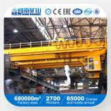 Puente rodante para la grúa de puente de la fundición de la fundición (QDY)