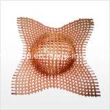 Alto filtro del bastidor del acoplamiento de la fibra de vidrio de la silicona