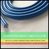 Двухместный Оболочка 100AMP 16mm2 медь / ОСО дирижер Оранжевый сварочный кабель