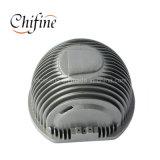Изготовленный на заказ части алюминиевой отливки для светов
