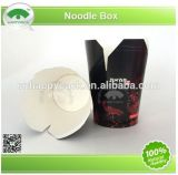 Fondo rotondo del contenitore a gettare classico all'ingrosso di tagliatella