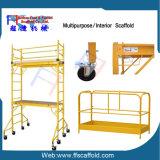 De Multifunctionele Eenheid van het staal voor de Steiger van het Frame