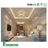 Panneaux UV de PVC de couleur de marbre de bonne qualité