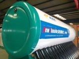145 litros del géiser de presión solar no para Tanzania