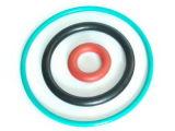 Anel-O da alta qualidade da fonte da fábrica com tipos personalizados