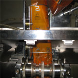 De vier-Kant van de Lollie van het Ijs van het sachet het Verzegelen en Multi-Line Machine van de Verpakking