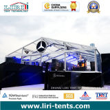 Famoso transparente Rainproof grande do PVC para o evento do Benz