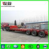 3 Lins 6 eixos de 150 toneladas baixo da base do caminhão reboque Semi para a venda