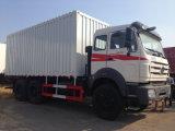 중국 싼 6X4 Beiben 10 Wheels 밴 Cargo Truck
